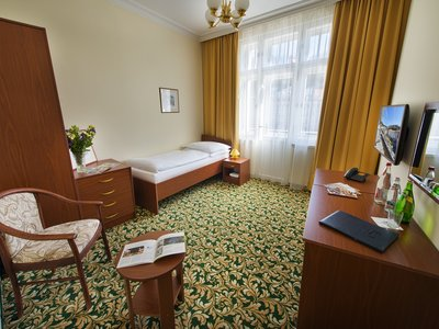 EA Hotel Efefant*** - single room