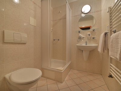 EA Hotel Efefant*** - bathroom