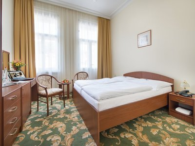 EA Hotel Elefant*** - double room