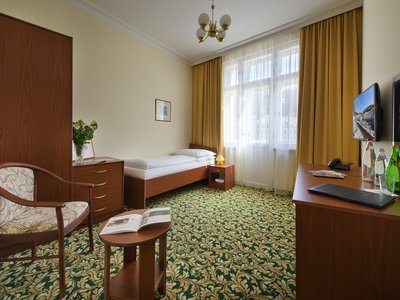 EA Hotel Elefant*** - single room